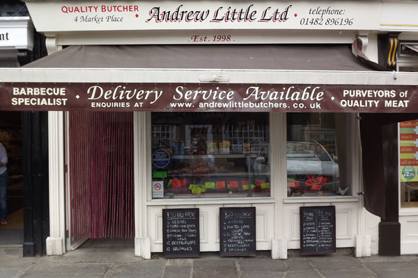 Andrew Little Butchers